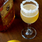What to do with Amaretto: Part One, make a sour