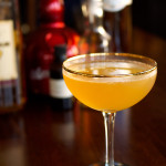 The Golden Hour Cocktail