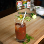 Cocktail Quickie: Aquavit & Dill Bloody Mary