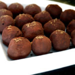 Bake It: Irish Whiskey Truffles with Baileys Crystals