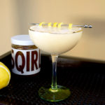 Yuzu Whiskey Sour
