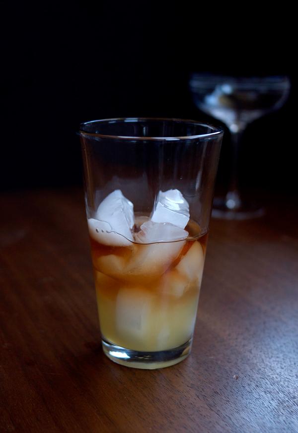 The Angelique Cocktail // stirandstrain.com