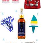 Holiday Gift Guide: Cocktails. On a Boat.