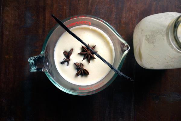 Anise Cream Rye-Spiked Coffee // stirandstrain.com