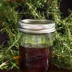 Adding Aroma to Cocktails: Rosemary Tincture