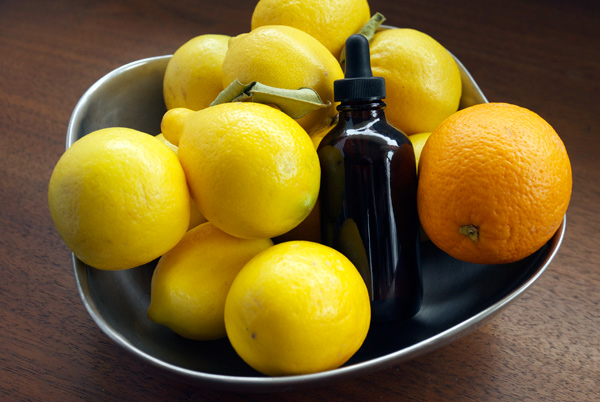Make It: Meyer Lemon Bitters // stirandstrain.com