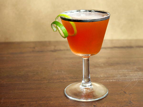 Irish Derby Cocktail // stirandstrain.com