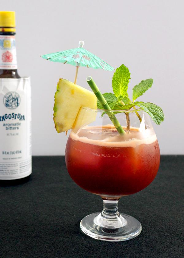Trinidad Spell Cocktail // stirandstrain.com
