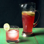Hibiscus-Tequila Cooler