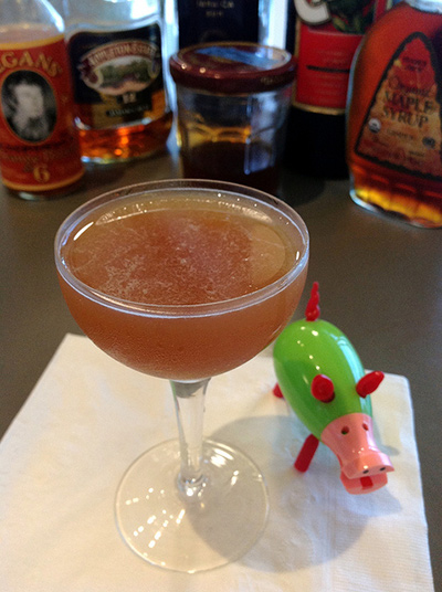 Rum DMC Cocktail MxMo Roundup // stirandstrain.com