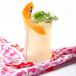 Spicy Melon Cocktail