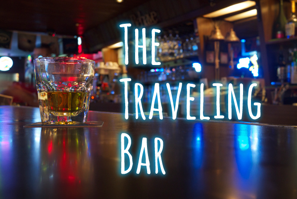 The Traveling Bar // stirandstrain.com