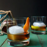 Smoky Citrus Rum Old Fashioned