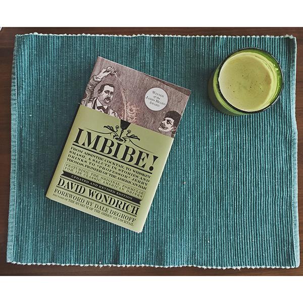 Monday Booze News and a new edition of Imbibe! // stirandstrain.com