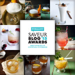 Monday Booze News: Stir and Strain is a Saveur Finalist!!!