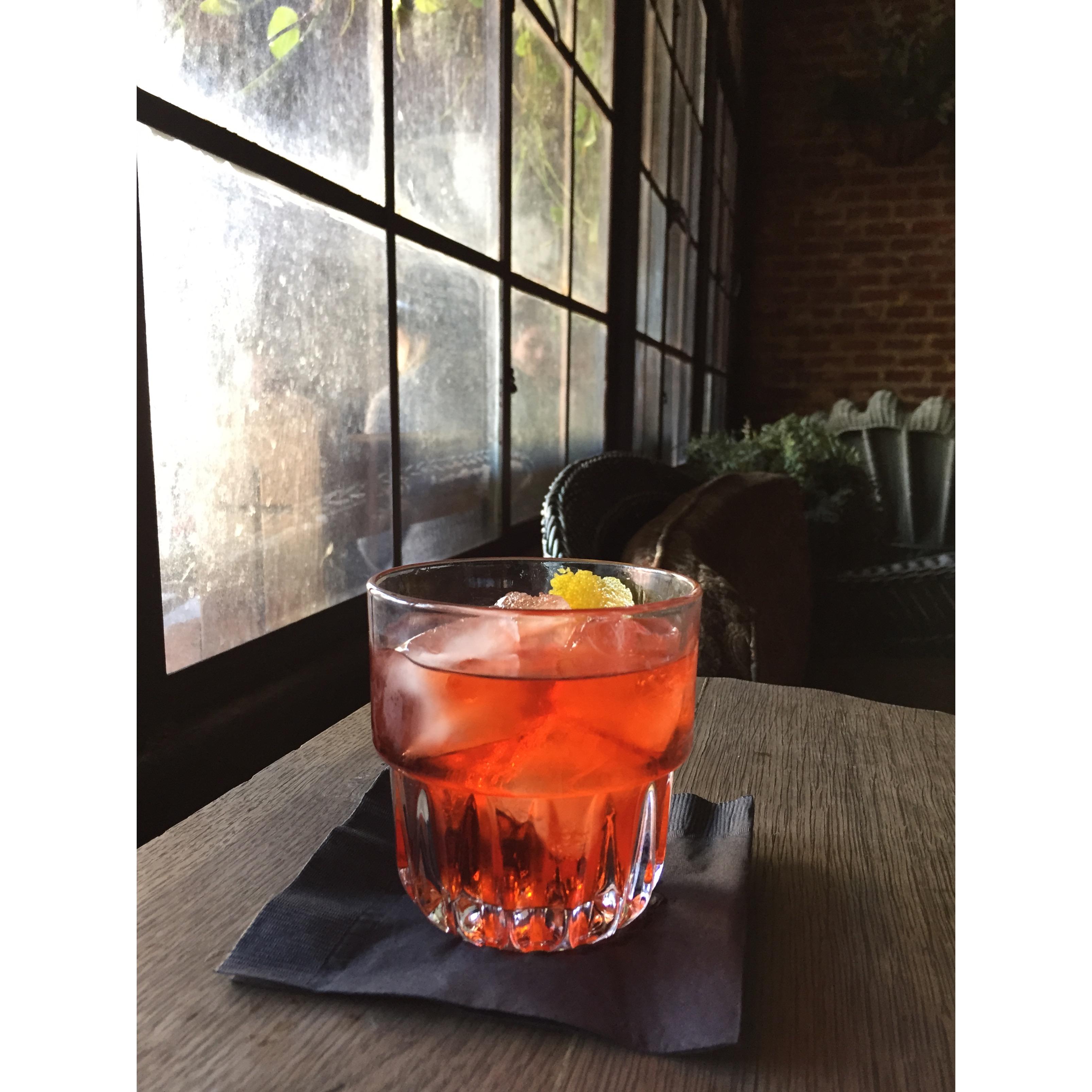 Monday Booze News -  So Many Negroni Cocktails Edition // stirandstrain.com