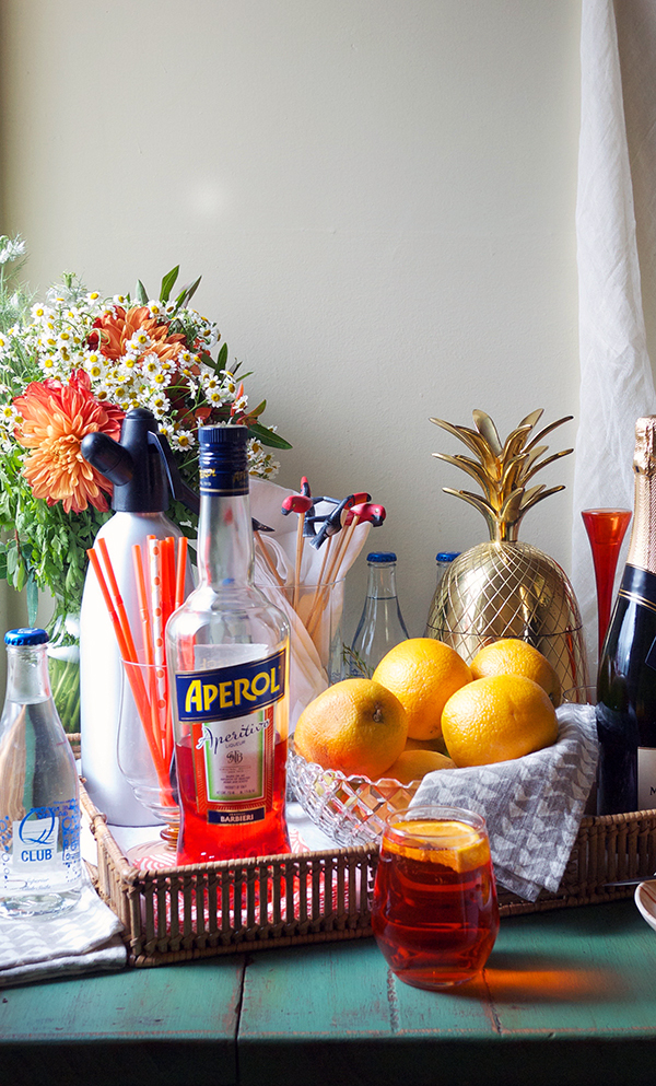 Aperol Spritz Break: Summer Adventure // stirandstrain.com