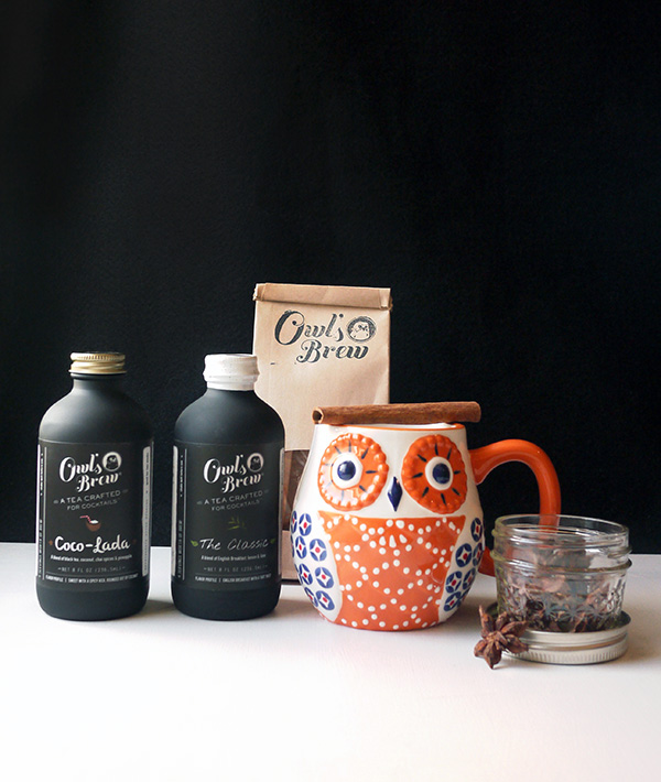 Giveaway: Owl's Brew Hot Toddy Gift Pack // stirandstrain.com