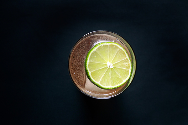 Davis Dromedary Cocktail: Stir and Strain shoots Dinner Party Download // stirandstrain.com