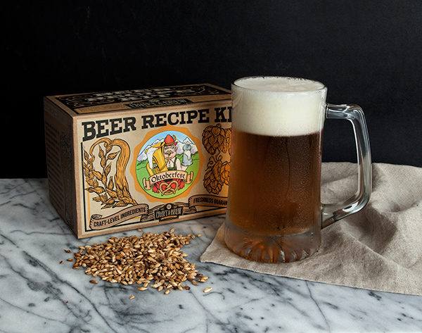 Giveaway: Oktoberfest Brew Kit from Craft a Brew // stirandstrain.com