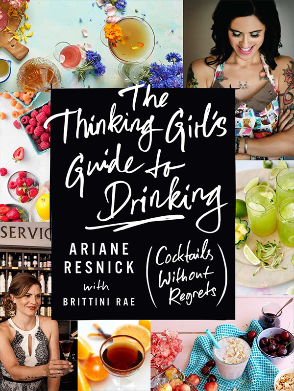 Giveaway: The Thinking Girl's Guide to Drinking // stirandstrain.com