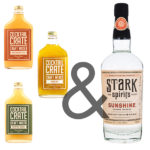 {Now Closed} Giveaway // Cocktail Crate X Stark Spirits