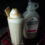 Peppermint Mocha S'Mores Cocktails