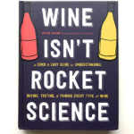 {Now Closed} Giveaway // Wine Isn't Rocket Science