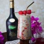 Chocolate Raspberry Bon Bon Cocktail