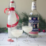 Make It: Homemade Shimmery Peppermint Liqueur
