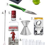Outfitting a Home Bar Under $50: Gin Edition
