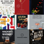 Holiday Gift Guide: Boozy Books