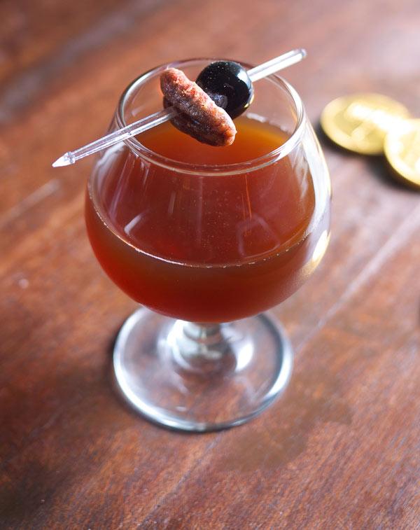 The El-El After-Dinner Cocktail