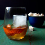 Smoked Sugar Cubes and Another Take on an Old Fashioned